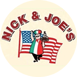 Logo for Nick & Joe's Pizza - New London Rd