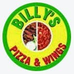 Logo for Billy's Pizza and Wings