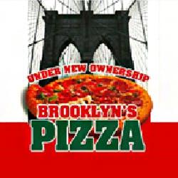 Logo for Brooklyn's Pizza - Irvington