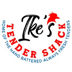 Logo for Ike's Tender Shack