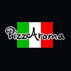 Logo for PizzAroma - Toledo