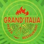 Logo for Grand Pizza