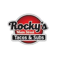 Rocky's Tacos and Subs Menu and Delivery in Oshkosh WI, 54901