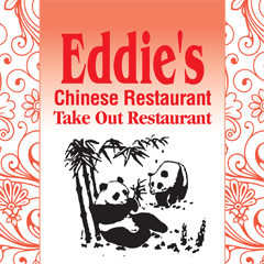 Logo for Eddie's Chinese