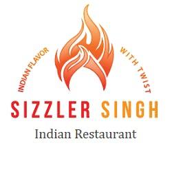 Logo for Sizzler Singh - Princeton