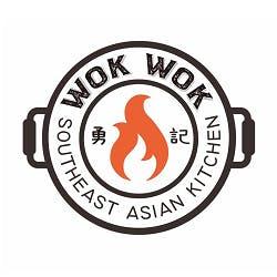 Logo for Wok Wok Southeast Asian Kitchen - New York City