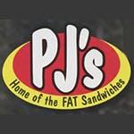 Logo for PJ's