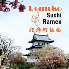 Domoko Sushi Ramen Menu and Delivery in East Brunswick NJ, 08816
