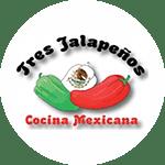 Logo for Tres Jalapenos