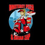 Logo for Monterey Pizza & Asian Zap