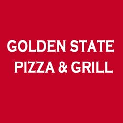 Logo for Golden State Pizza & Grill