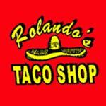 Logo for Rolando Tacos
