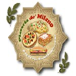 Logo for Pizzeria De Milano