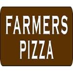 Logo for Farmer's Pizza