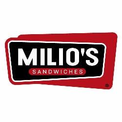 Logo for Milio's Sandwiches - W 44th St
