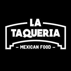 Logo for La Taqueria