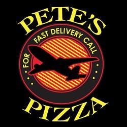 Logo for Pete's Pizza - Market St