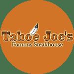 Logo for Tahoe Joe's
