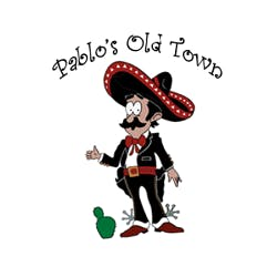 Logo for Pablos Old Town Mexican