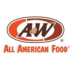 Logo for A&W - Dubuque