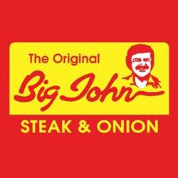 Logo for Big John Steak & Onion - S. Cedar