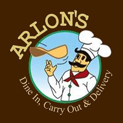 Logo for Arlon's Carry Out & Delivery