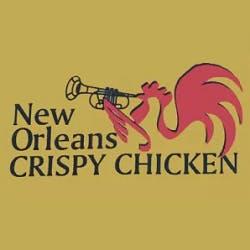 Logo for New Orleans Crispy Chicken