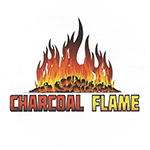 Logo for Charcoal Flame Grill