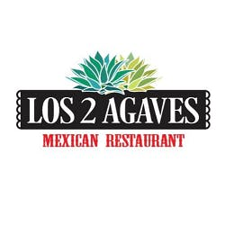 Logo for Los 2 Agaves