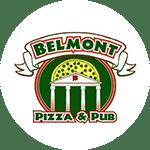 Logo for Belmont Pizza & Pub