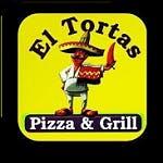 Logo for Tortas and Pizza El Sabor De Mi Tierra