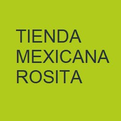 Logo for Rosita's Mexican Store