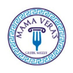Logo for Mama Vera's Greek Mezze