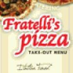 Logo for Fratelli's Pizza