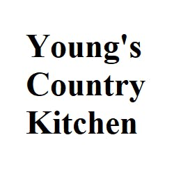 Young's Country Kitchen menu in Corvallis, OR 97330