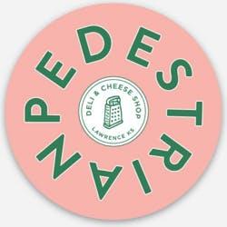Logo for Pedestrian Cheese