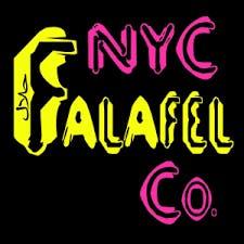 Logo for NYC Falafel Co