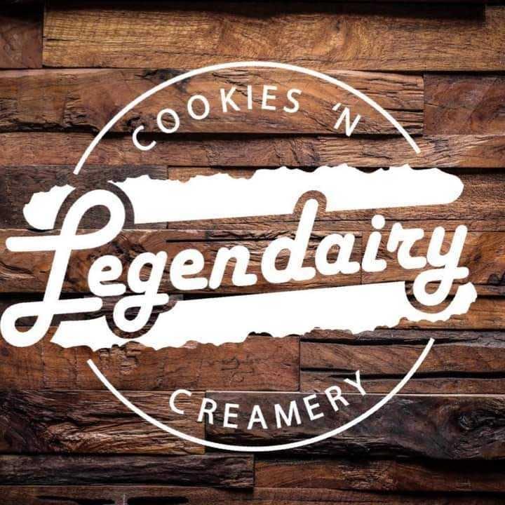 Logo for Legendairy Cookies N' Creamery