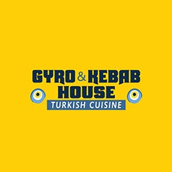Logo for Gyro & Kebab House