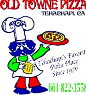 Logo for Old Towne Pizza