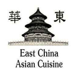 Logo for East China Asian Cuisine