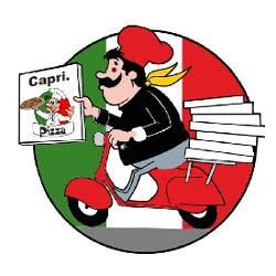 Logo for Capri Pizza - 990 Oakland