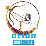 Logo for Orion Diner & Grill