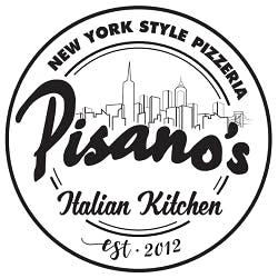 Logo for Pisano's Pizzeria
