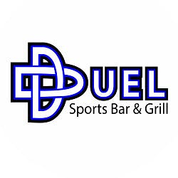 Logo for Duel Sports Bar