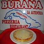 Logo for Burana Pizzeria