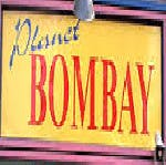 Logo for Planet Bombay