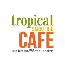 Logo for Tropical Smoothie Cafe - Eisenhower