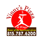 Vinny's Pizza Menu and Delivery in Dekalb IL, 60115