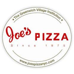 Logo for Joe's Pizza of NYC